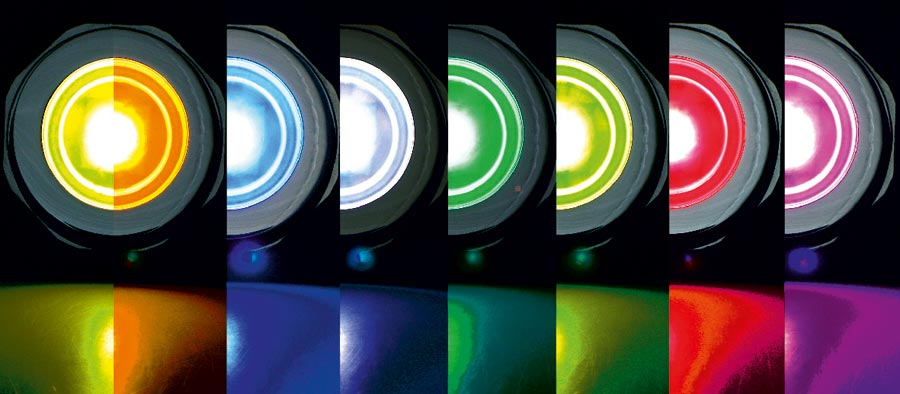 Polysan Slim 12V RGB fényterápia