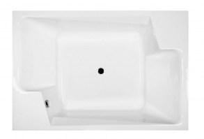 M-Acryl Grande Különleges kád 190 x 125 cm