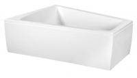 M-Acryl Trinity Különleges kád 170 x 130 cm